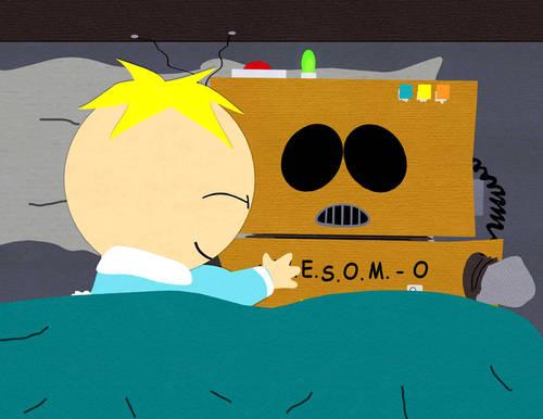 Noiseless Chatter Spotlight Awesom O South Park Season 8