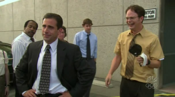 The 10 Episodes of The Office That Aren't Shit - Noiseless Chatter