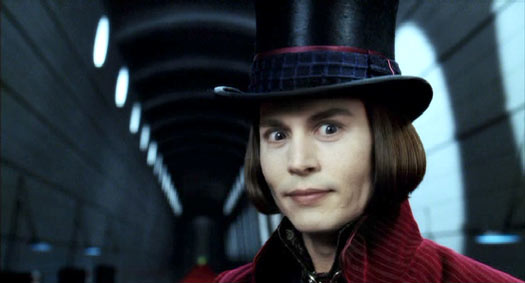Charlie and the Chocolate FactoryWilly Wonka And The Chocolate Factory Johnny Depp Cast