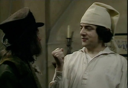 """Blackadder's Christmas Carol,"" Blackadder"
