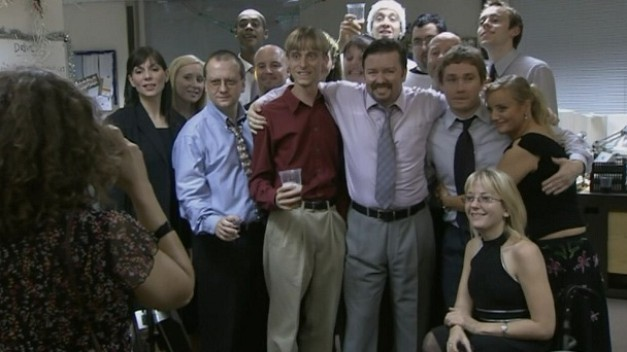 """Christmas Special,"" The Office"