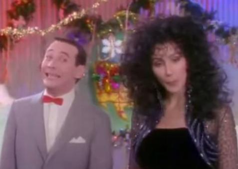 """Pee-wee's Christmas Special,"" Pee-wee's Playhouse"