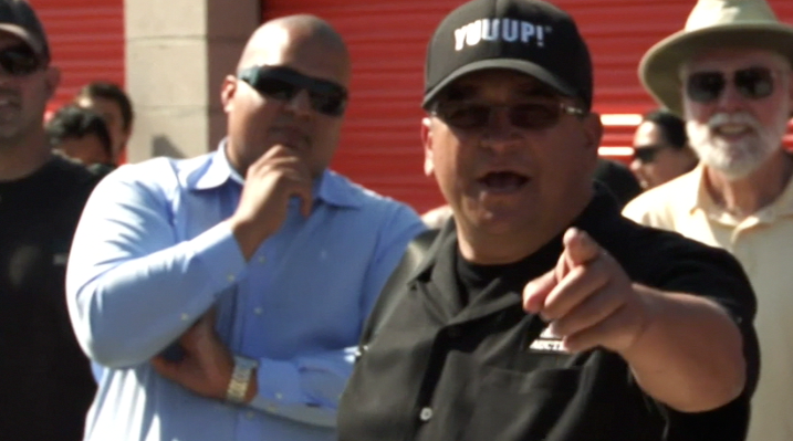 The Yup Stops Here, Storage Wars