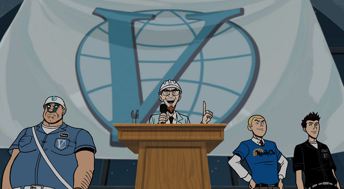 Venture Bros. Season 5 Reviews