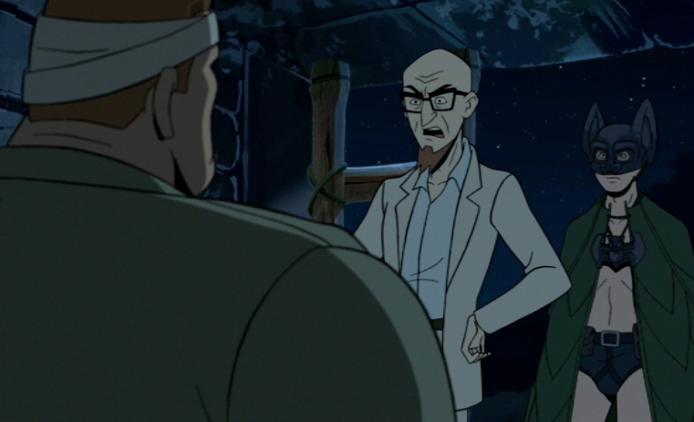 Venture Libre, The Venture Bros.