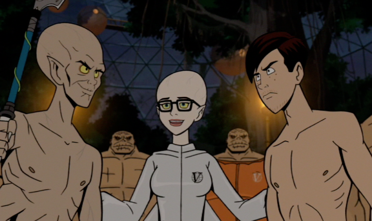 The Venture Bros., What Color is Your Cleansuit?