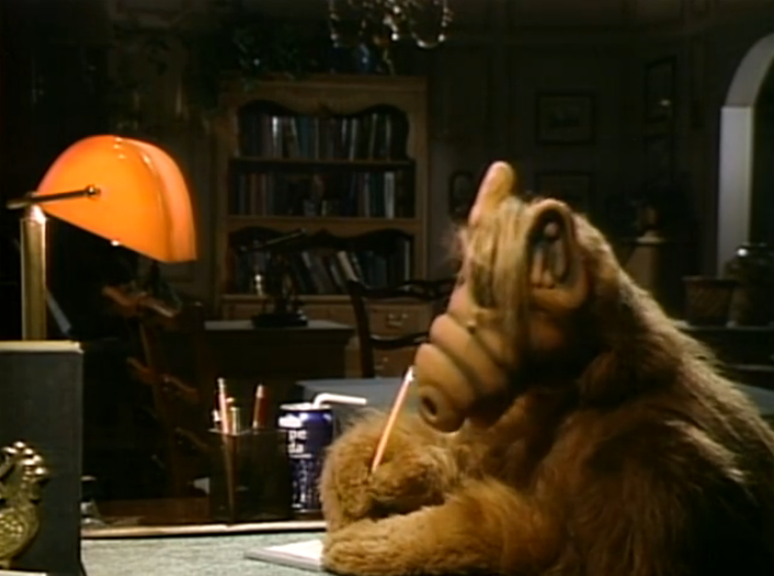 "ALF, ""Looking For Lucky"""