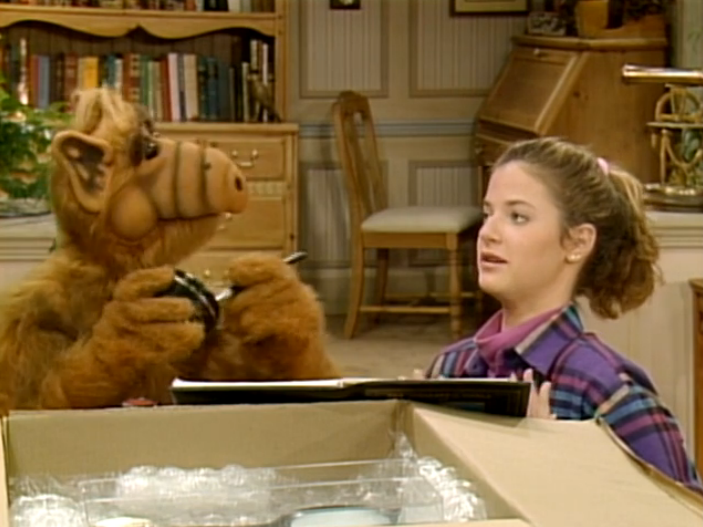 "ALF, ""Keepin' the Faith"""