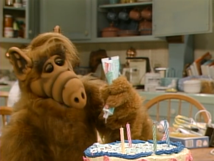 "ALF Reviews:  ""For Your Eyes Only"" (Season 1, Episode 6)"