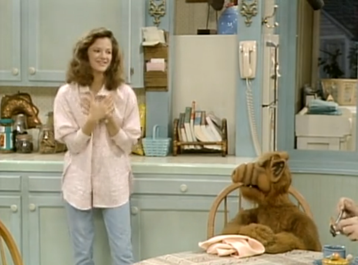 "ALF Reviews:  ""Don't It Make Your Brown Eyes Blue?"" (Season 1, Episode 8)"