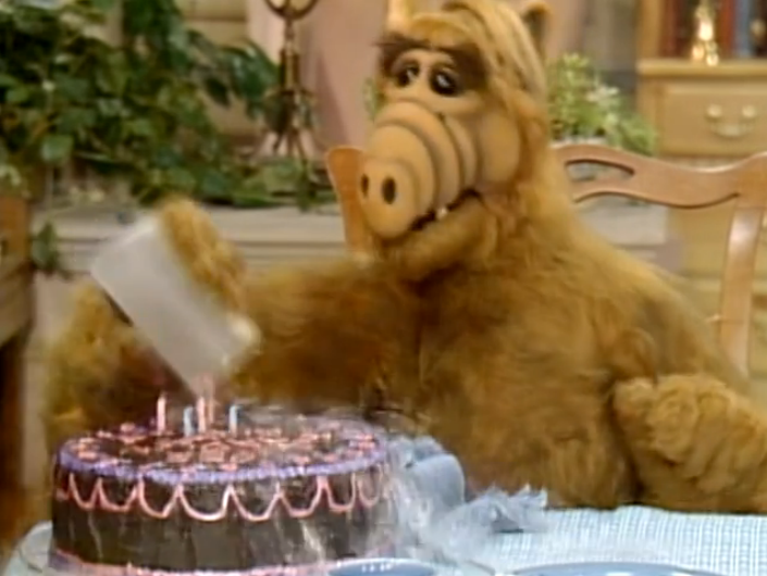 alf jump - Alf Halloween Episode