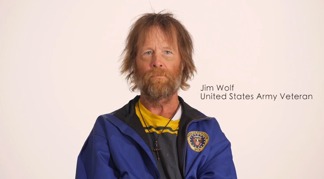 Jim Wolf, United States Army Veteran