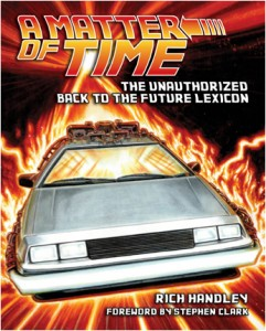 A Matter of Time:  Back to the Future Lexicon