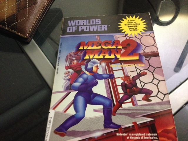 Worlds of Power, Mega Man 2