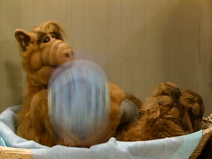 "ALF, ""For Your Eyes Only"""
