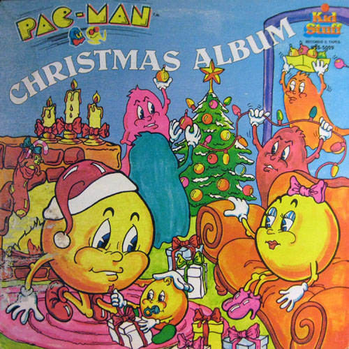 The Pac-Man Christmas Album