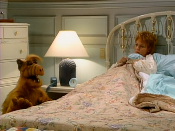 "ALF, ""Mother and Child Reunion"""