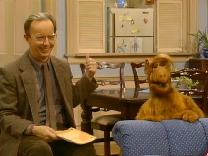 "ALF, ""A Little Bit of Soap"""