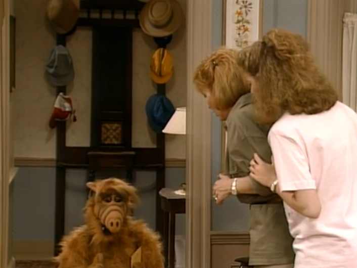 "ALF, ""Try to Remember"""