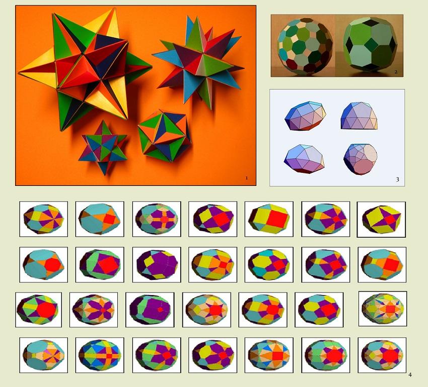 adam8 Various polyhedra