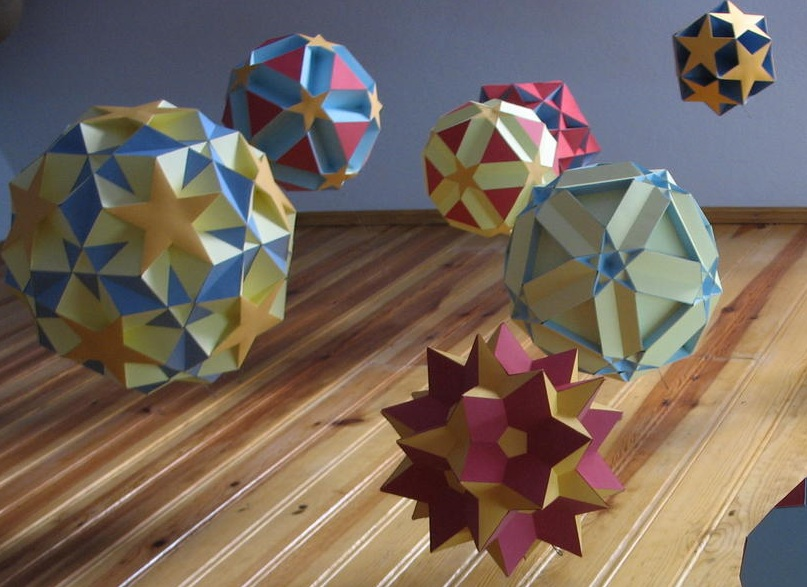 adam9 uniform polyhedra models