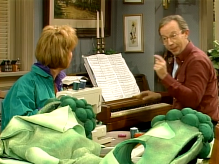 "ALF, ""It Isn't Easy...Bein' Green"""