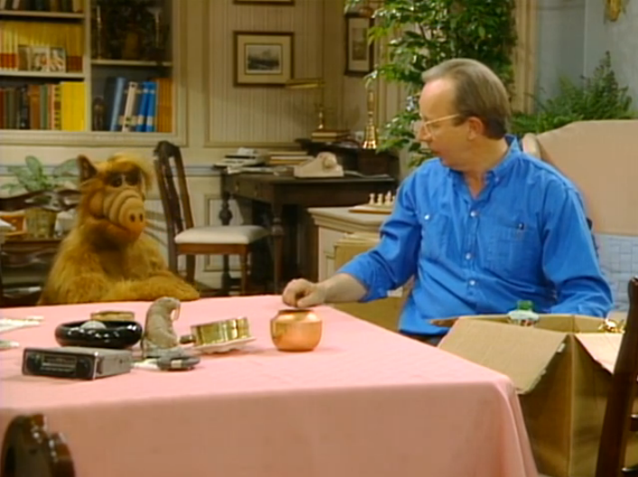 "ALF, ""The Gambler"""