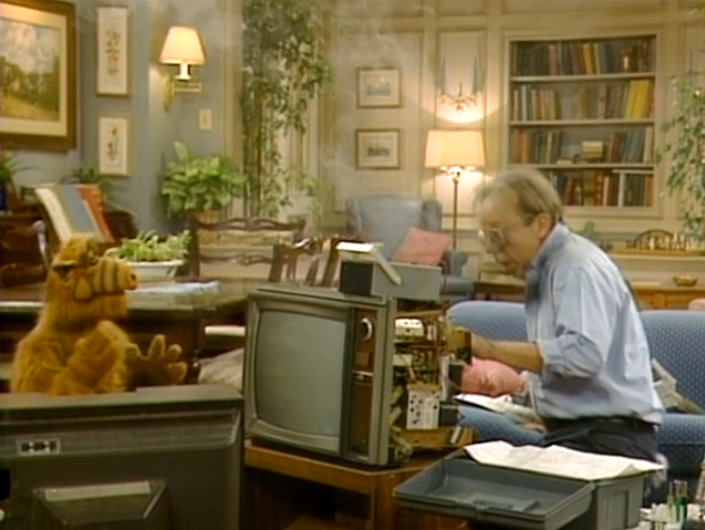 "ALF, ""Weird Science"""