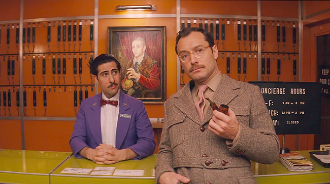 The Grand Budapest Hotel, Review