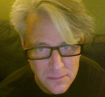 """Jeffrey Zoerner, author of """"Renegade"""""""