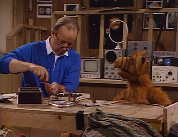 "ALF, ""Take a Look at Me Now"""