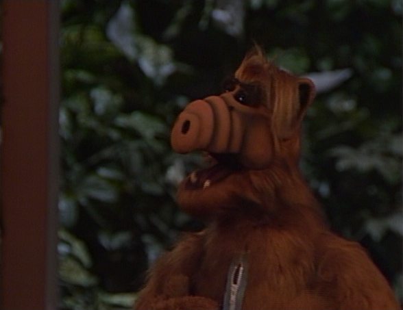 "ALF, ""Some Enchanted Evening"""