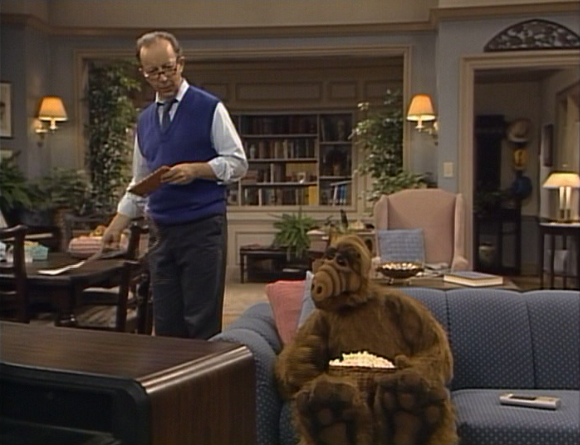 "ALF Reviews:  ""Oh, Pretty Woman"" (season 2, episode 7)"