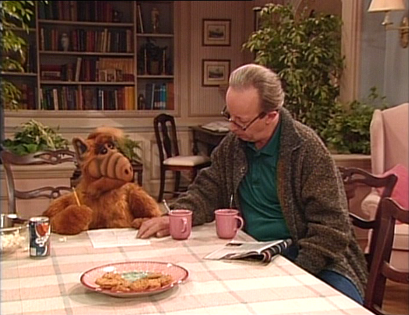 "ALF Reviews: ""Hail to the Chief"" (season 2, episode 11)"