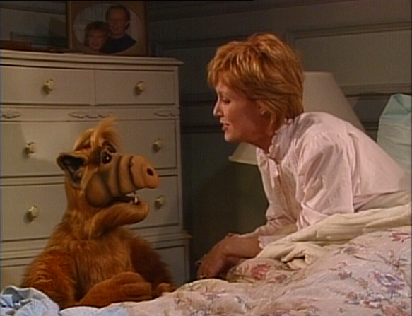 "ALF, ""Hail to the Chief"""