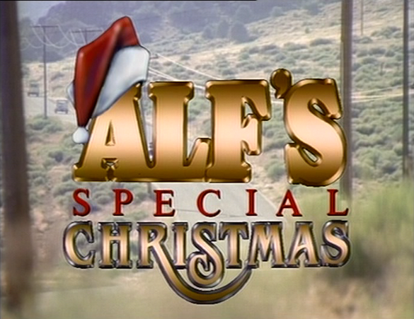 "ALF Reviews: ""ALF's Special Christmas"" (season 2, episode 12)"
