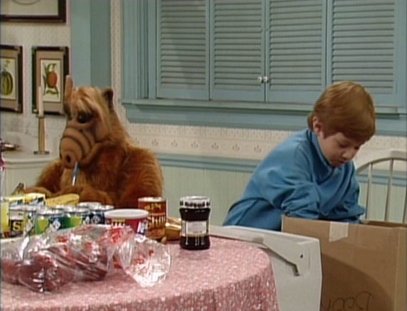 "ALF, ""We're So Sorry, Uncle Albert"""