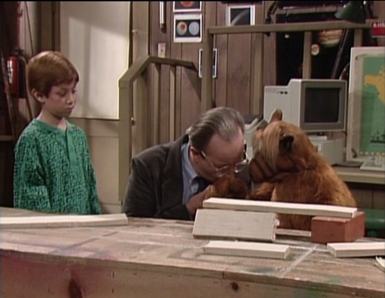 "ALF, ""Hit Me With Your Best Shot"""