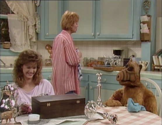 ALF, &quotWeird Science""