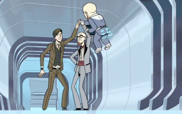 """All This and Gargantua-2,"" The Venture Bros."