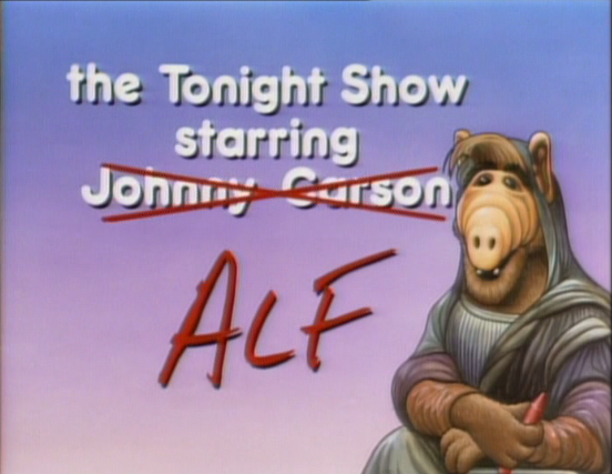 "ALF, ""Tonight, Tonight (Part 1)"""