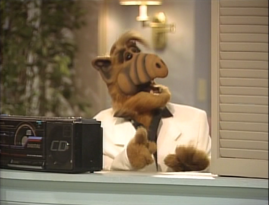 "ALF, ""My Back Pages"""