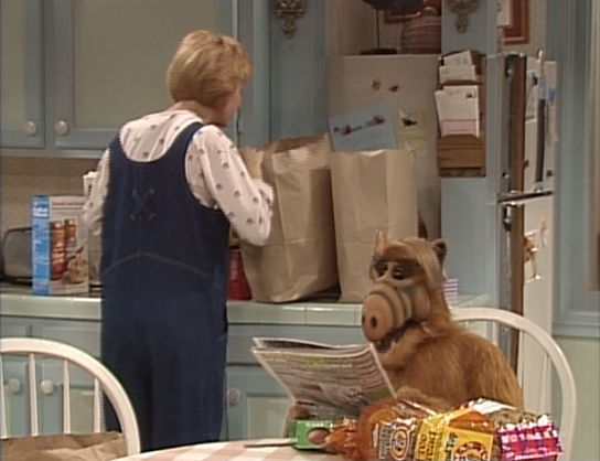 "ALF, ""Alone Again, Naturally"""