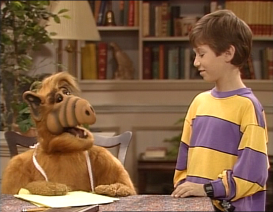 "ALF, ""Hide Away"""