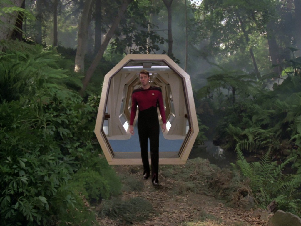 Star Trek, Holodeck