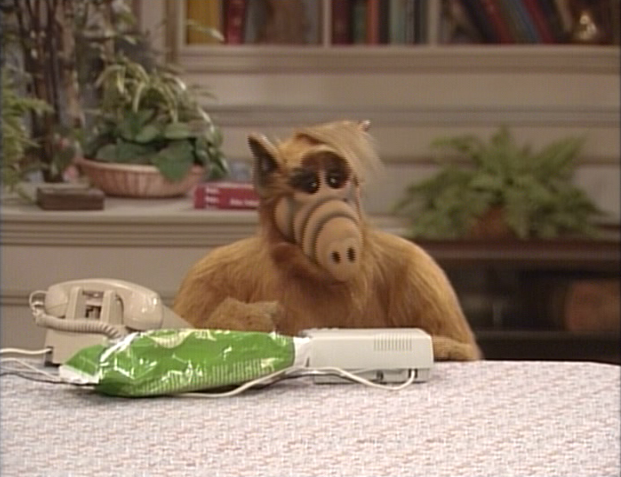 "ALF, ""Running Scared"""