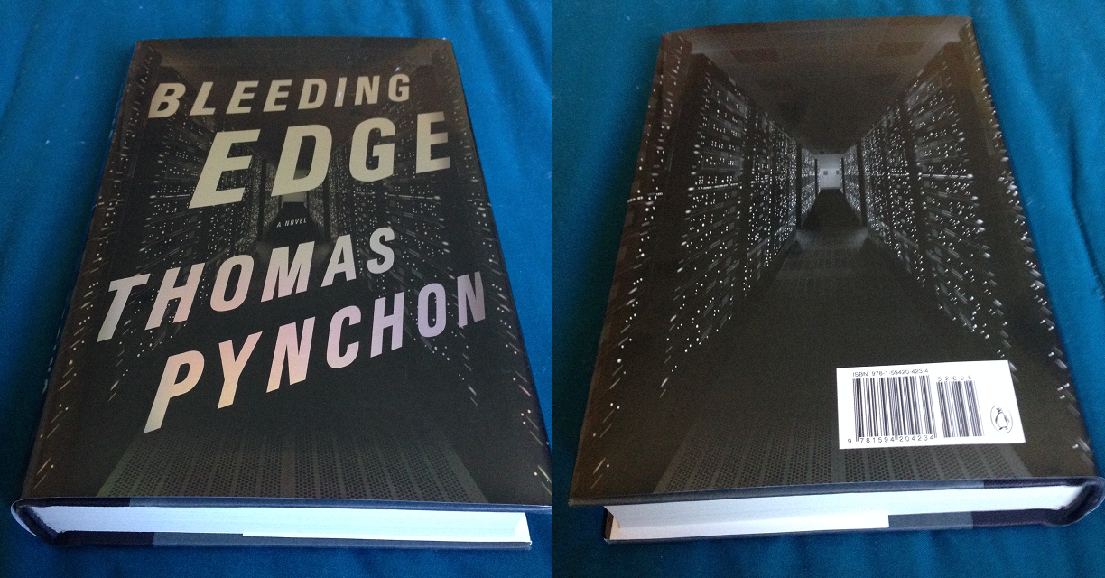 Bleeding Edge, Thomas Pynchon