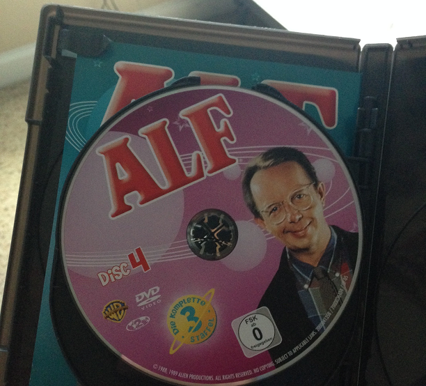 ALF season 3, disc 4
