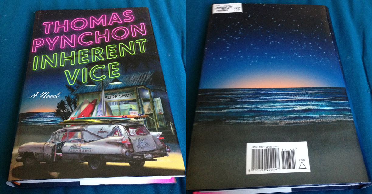 Inherent Vice, Thomas Pynchon