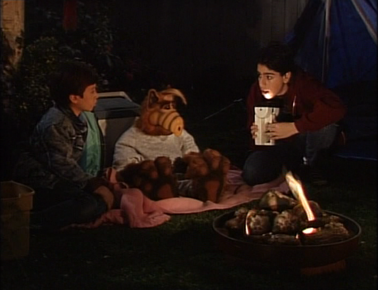 "ALF, ""Don't Be Afraid of the Dark"""